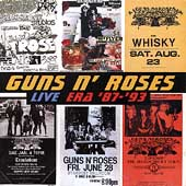 Live Era '87-'93 [Explicit Lyrics] by Guns N' Roses