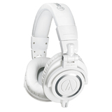 Audio-Technica ATH-M50X Studio Monitors - White