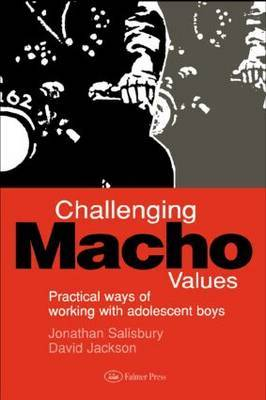 Challenging Macho Values by David Jackson image