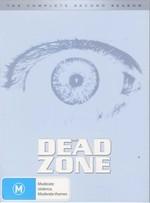 Dead Zone - Complete Season 2 (4 Disc Set) on DVD