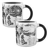 The Unemployed Philosophers Guild Mug - Cheshire Cat