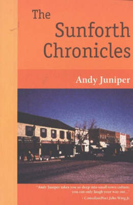 Sunforth Chronicles by Andy Juniper image