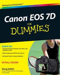 Canon EOS 7D For Dummies by Doug Sahlin image