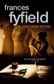 Blood From Stone by Frances Fyfield image