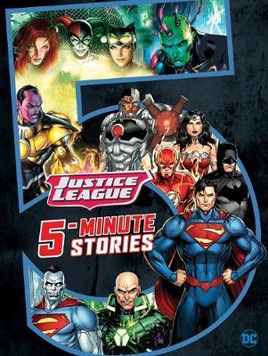 5-Minute Justice League Stories image
