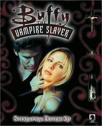 Buffy the Vampire Slayer Supernatural Defense Kit by Dark Horse Deluxe image