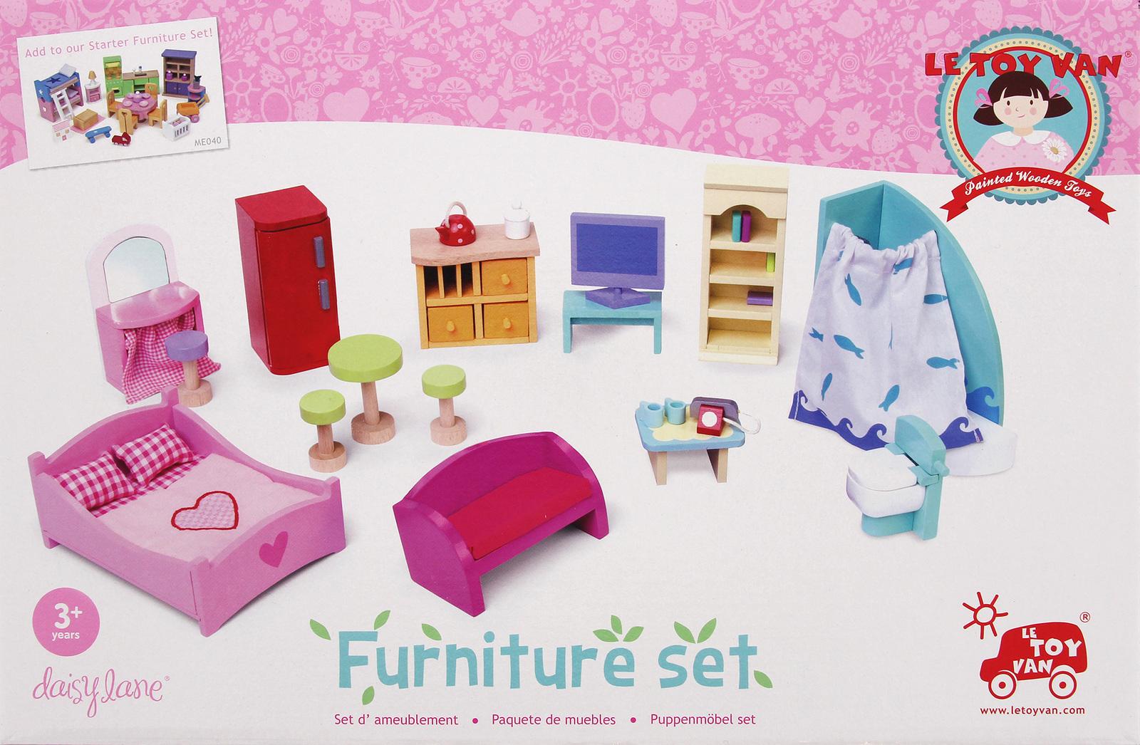 Le Toy Van: Starter Furniture Set image
