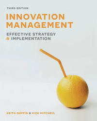 Innovation Management by Keith Goffin