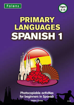 Spanish: Bk. 1 by Helen Orme image