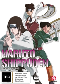Naruto Shippuden - Collection 32 (Eps 402-415) on DVD