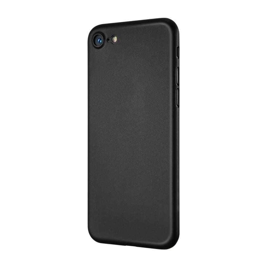 Kase Go Original iPhone 7 Slim Case- Pitch Black image