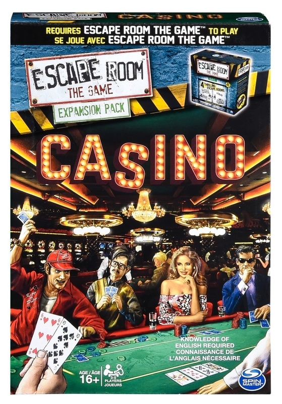 Escape Room: Casino - Expansion