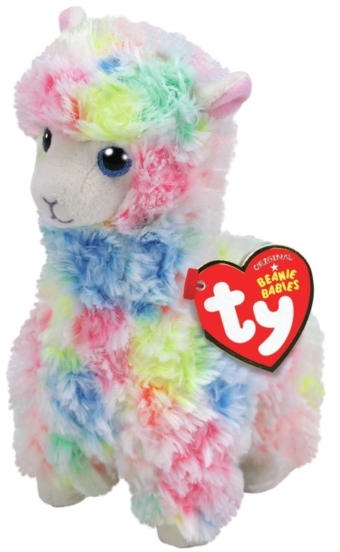 Ty Beanie Boo: Lola Llama - Medium Plush