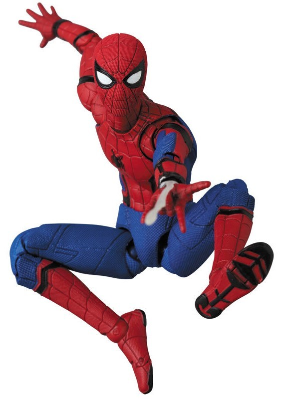 Spider-Man (Homecoming Ver.1.5) - MAFEX Action Figure