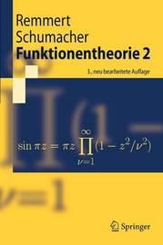 Funktionentheorie 2 by Reinhold Remmert