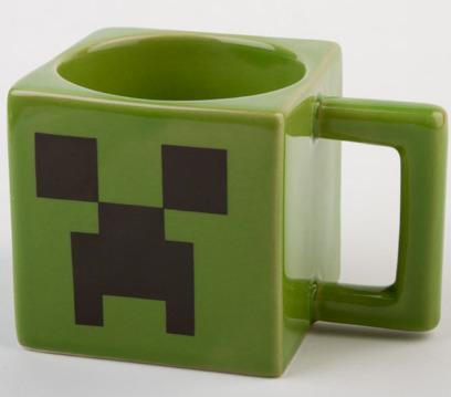 Minecraft: Creeper Face Mug image