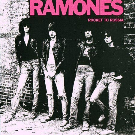 Rocket To Russia by Ramones