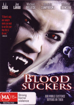 Blood Suckers on DVD