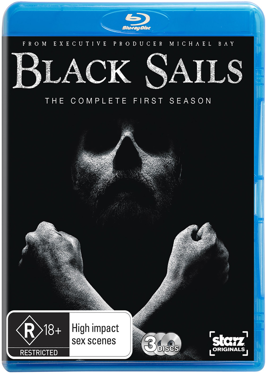 Black Sails - The Complete First Season on Blu-ray image