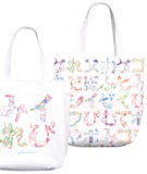 Pokemon-kana? Tote Bag - White