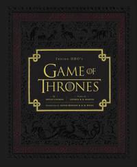 Inside HBO's Game of Thrones: 1 (US Ed.) by Bryan Cogman