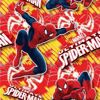 Spiderman School Book Covering (1M)