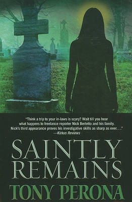 Saintly Remains by Tony Perona image