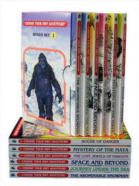 Choose Your Own Adventure Books 1-6 Boxed set by R.A. Montgomery