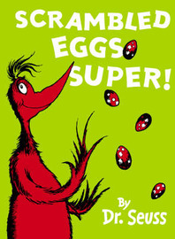 Scrambled Eggs Super: Mini Edition by Dr Seuss image