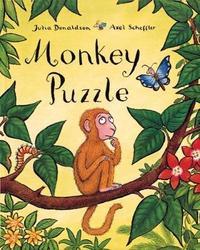 Monkey Puzzle Big Book by Julia Donaldson