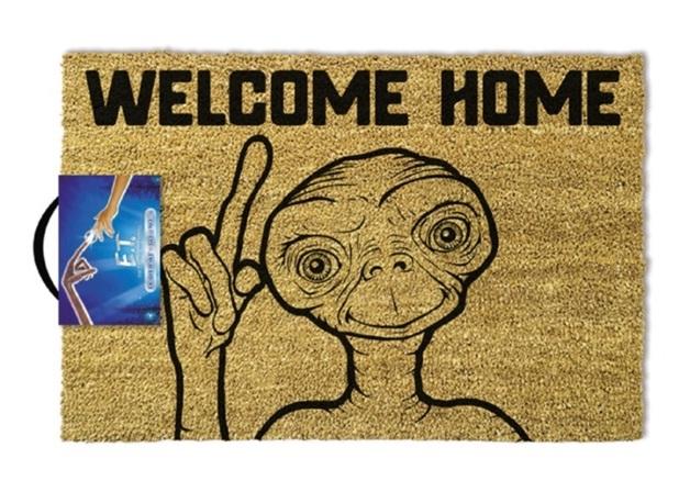 Pyramid: E.T. Door Mat - Welcome Home