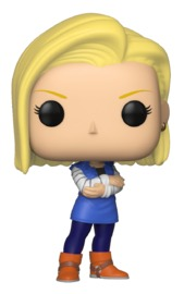 Dragon Ball Z – Android 18 Pop! Vinyl Figure