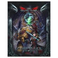 Warhammer 40,000: Wrath & Glory - Core Rulebook (HC)