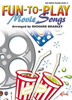 Fun-To-Play Movie Songs image