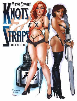 Knots and Straps: Volume 1 by Vincent Stephens image