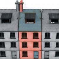 Victorian Mid Terrace House Type 1