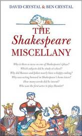 The Shakespeare Miscellany by David Crystal image