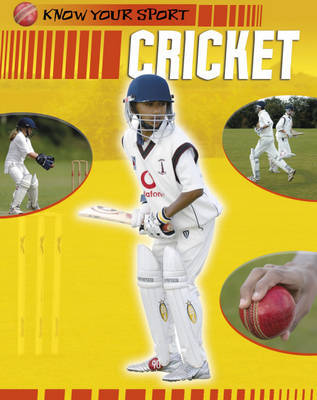 Cricket by Chris Oxlade