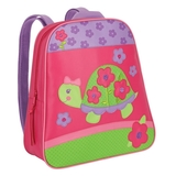 Stephen Joseph Turtle Go Go Backpack