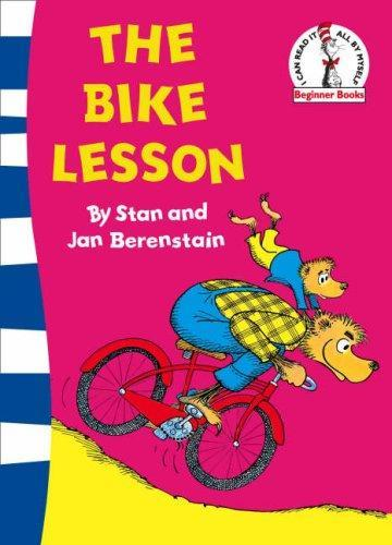 The Bike Lesson: Another Adventure of the Berenstain Bears by Stan Berenstain image