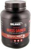 Balance: Naturals Mass Gainer - Chocolate (1.5kg)