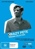 Crazy Pete (Godard Collection) on DVD