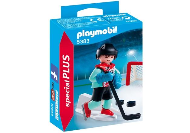 Playmobil: Special Plus - Ice Hockey Practice