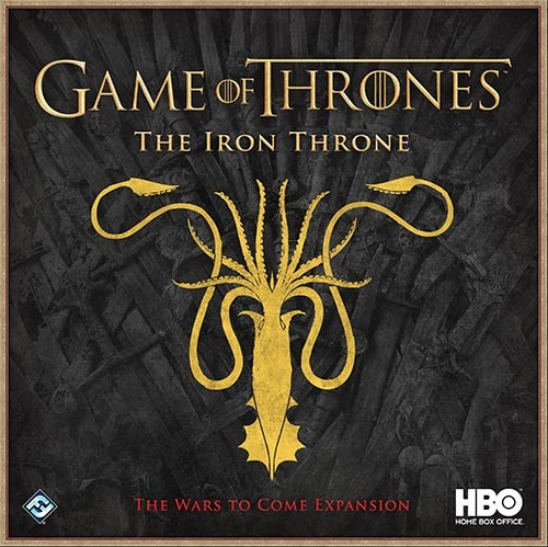 Game of Thrones: The Iron Throne - The Wars to Come image