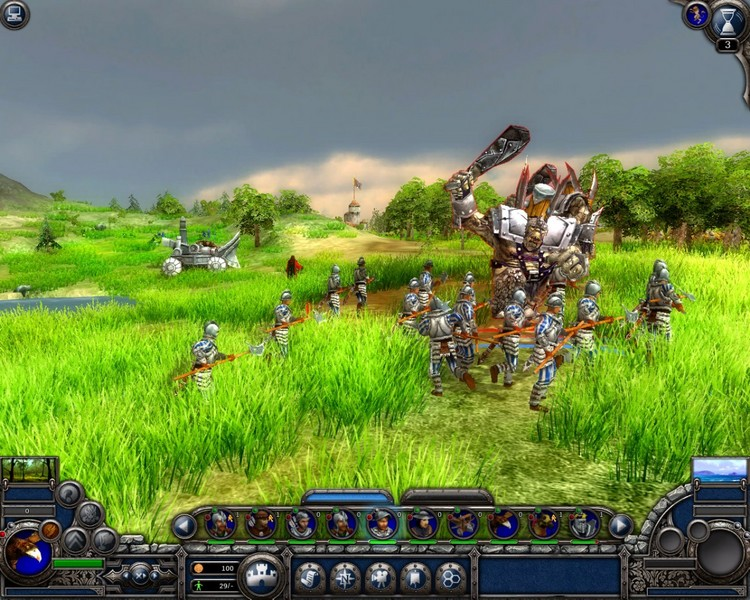 Fantasy Wars for PC Games image