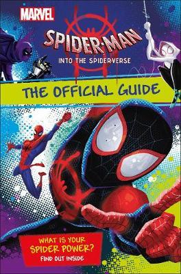 Marvel Spider-Man Into the Spider-Verse The Official Guide by Shari Last image
