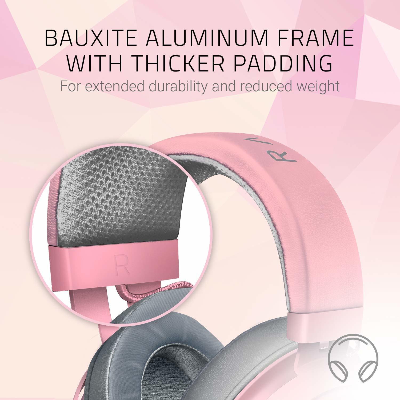 Razer Kraken Multi Platform Gaming Headset (Quartz) for PC image