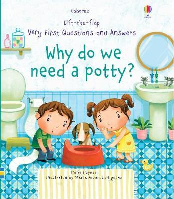 Why Do We Need A Potty? by Katie Daynes image