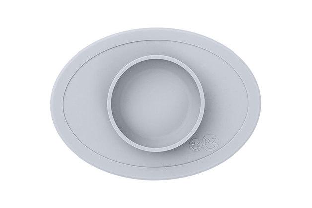 EZPZ Tiny Bowl - Pewter