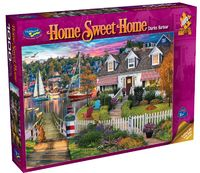 Holdson: 1000 Piece Puzzle - Home Sweet Home S2 (Charles Harbour)